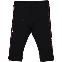 Textiel Meisjes Leggings Melby 20F2061 Zwart