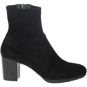 Schoenen Dames Laarzen Nina Capri IC-77 Black