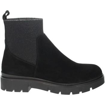 Schoenen Dames Laarzen Nina Capri IC-65 Black
