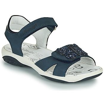 Schoenen Meisjes Sandalen / Open schoenen Primigi ANATOLE Marine