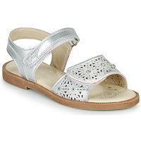 Schoenen Meisjes Sandalen / Open schoenen Primigi MICHELLE Zilver