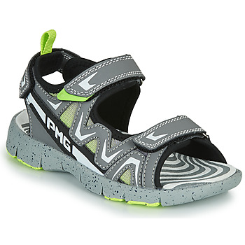 Schoenen Jongens Sandalen / Open schoenen Primigi MATEO Grijs / Groen