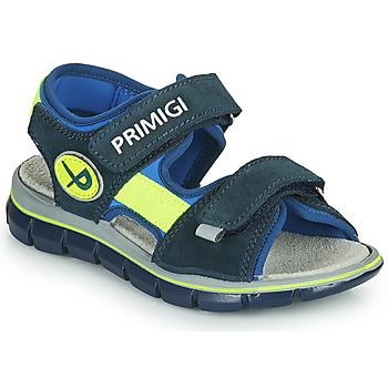 Schoenen Jongens Sandalen / Open schoenen Primigi MARINEL Blauw
