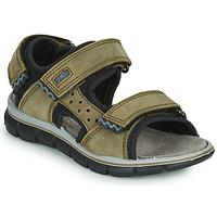Schoenen Jongens Sandalen / Open schoenen Primigi KAMMI Kaki