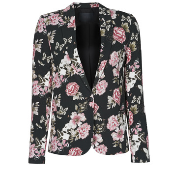 Textiel Dames Jasjes / Blazers Ikks BS40045-02 Zwart