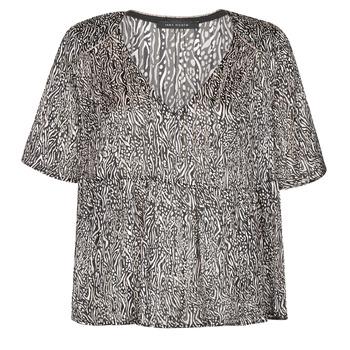 Textiel Dames Tops / Blousjes Ikks BS11135-02 Grijs