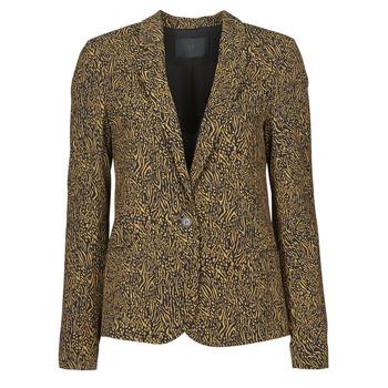 Textiel Dames Jasjes / Blazers Ikks BS40145-75 Bruin