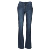 Textiel Dames Bootcut jeans Ikks BS29135-45 Night / Blauw