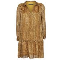 Textiel Dames Korte jurken Ikks BS30195-75 Amber