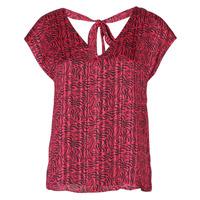 Textiel Dames Tops / Blousjes Ikks BS11355-38 Framboos