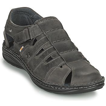 Schoenen Heren Sandalen / Open schoenen Casual Attitude ZIRONDEL Grijs
