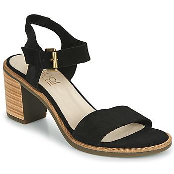 Schoenen Dames Sandalen / Open schoenen Casual Attitude CAILLE Zwart