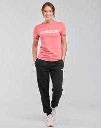 Textiel Dames Trainingsbroeken adidas Performance W E PLN PANT Zwart