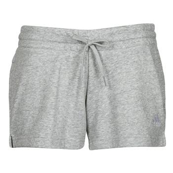 Textiel Dames Korte broeken / Bermuda's adidas Performance W SL FT SHO Grijs