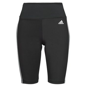 Textiel Dames Leggings adidas Performance W 3S SH TIG Zwart