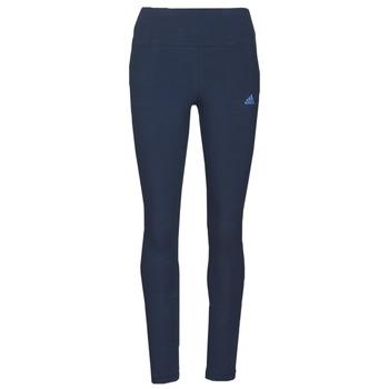 Textiel Dames Leggings adidas Performance W LIN LEG Blauw