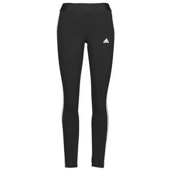 Textiel Dames Leggings adidas Performance W 3S LEG Zwart