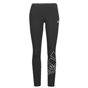 Textiel Dames Leggings adidas Performance W FAV Q1 LEG Zwart