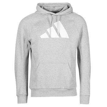 Textiel Heren Sweaters / Sweatshirts adidas Performance M FI Hood Grijs