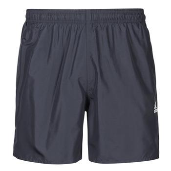 Textiel Heren Zwembroeken/ Zwemshorts adidas Performance SOLID CLX SH SL Zwart
