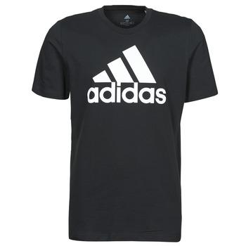 Textiel Heren T-shirts korte mouwen adidas Performance M BL SJ T Zwart