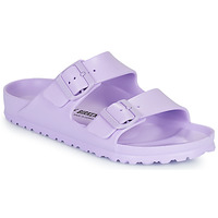 Schoenen Dames Leren slippers Birkenstock ARIZONA EVA Violet