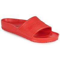 Schoenen Heren Leren slippers Birkenstock BARBADOS EVA Rood
