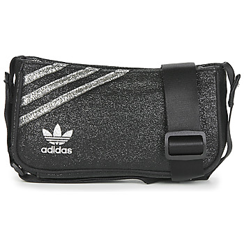 Tassen Dames Handtassen lang hengsel adidas Originals MINI AIRLINER Zwart