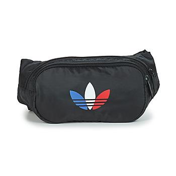 Tassen Heuptassen adidas Originals TRICLR WAISTBAG Zwart