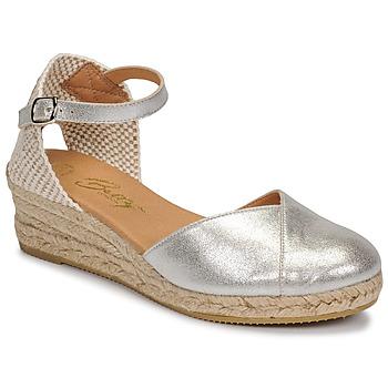 Schoenen Dames Sandalen / Open schoenen Betty London INONO Zilver