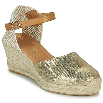 Schoenen Dames Sandalen / Open schoenen Betty London CASSIA Goud