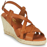 Schoenen Dames Sandalen / Open schoenen Betty London OSAVER Camel