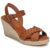 Schoenen Dames Sandalen / Open schoenen Betty London OBILLIE Bruin