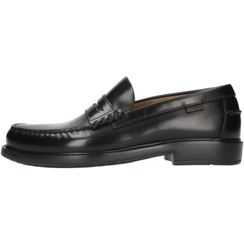 Schoenen Heren Mocassins CallagHan 90000 Black