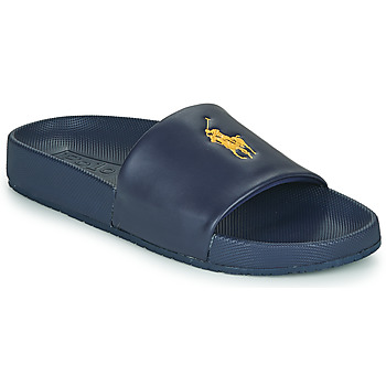 Schoenen Heren slippers Polo Ralph Lauren CAYSON-SANDALS-CASUAL Marine