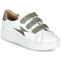 Schoenen Dames Lage sneakers Vanessa Wu BK2231AN Wit / Grijs