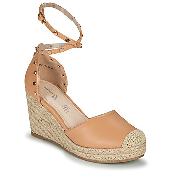 Schoenen Dames Sandalen / Open schoenen Vanessa Wu SD2257CM Camel