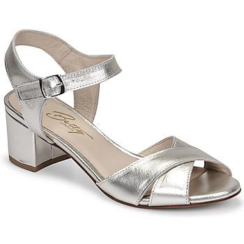 Schoenen Dames Sandalen / Open schoenen Betty London OSKAIDI Zilver