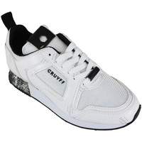 Schoenen Heren Lage sneakers Cruyff lusso white Wit