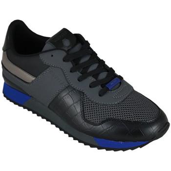 Schoenen Heren Lage sneakers Cruyff cosmo dk.grey/max blue Zwart