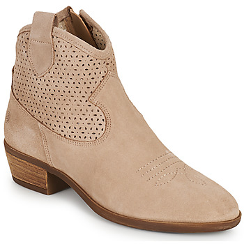 Schoenen Dames Laarzen Betty London OGEMMA Beige