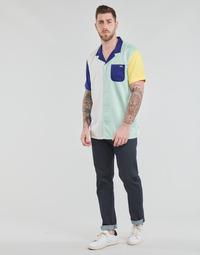 Textiel Heren Straight jeans Levi's 502 TAPER Blauw