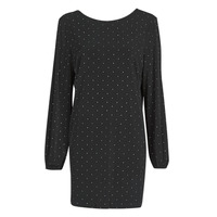 Textiel Dames Korte jurken Guess SORAYA Dress Zwart
