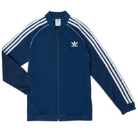 Textiel Kinderen Trainings jassen adidas Originals GN8452 Blauw