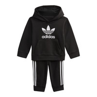 Textiel Kinderen Sweaters / Sweatshirts adidas Originals DV2809 Zwart