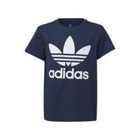 Textiel Kinderen T-shirts korte mouwen adidas Originals GD2679 Blauw