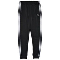 Textiel Kinderen Trainingsbroeken adidas Originals GIANNY Zwart