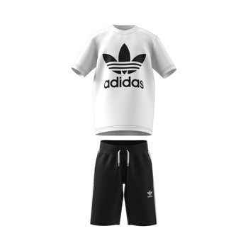 Textiel Kinderen Setjes adidas Originals GP0194 Wit