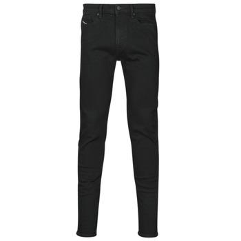Textiel Heren Skinny Jeans Diesel D-AMNY-SP4 Zwart