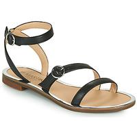 Schoenen Dames Sandalen / Open schoenen JB Martin 1GILANA Zwart
